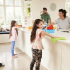 5 Tips on How to Get The Kids Excited About Cleaning